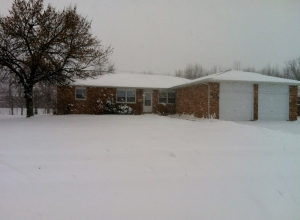 Our 1/2 house in Springfield, IL
